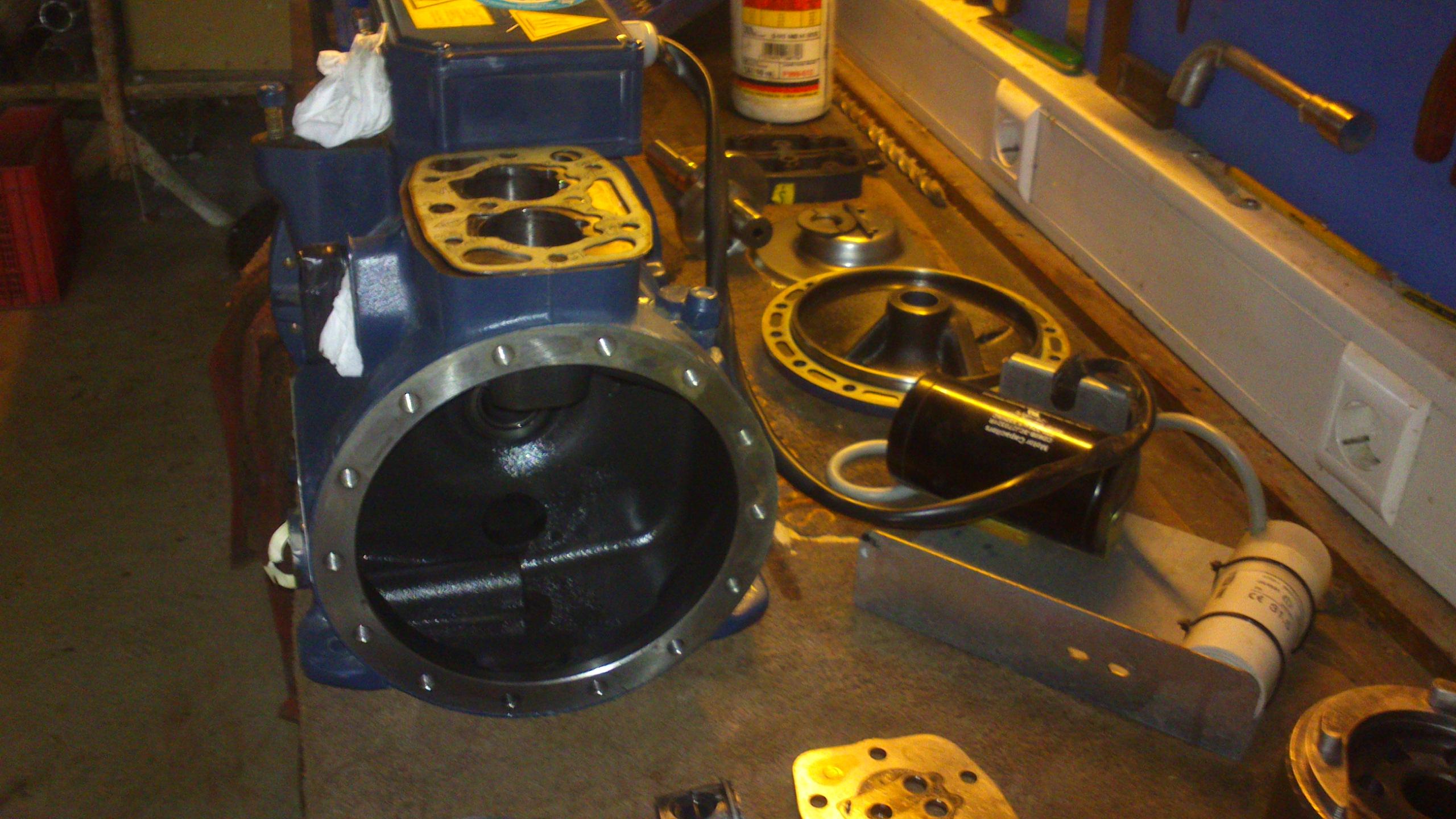 Como Reparar Compressor Semi-Hermético